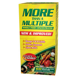 More Than A Multiple Vitamins 90 tabs from American Health