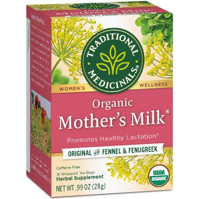 Mother's Milk Tea 16 bags, Traditional Medicinals Teas
