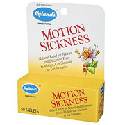 Motion Sickness 50 tabs from Hylands (Hyland's)