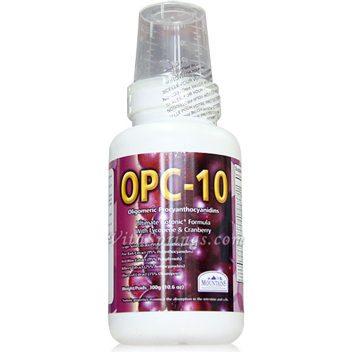 MOUNTAINS OPC-10 Powder 300g, OPC10 by Creekside Health