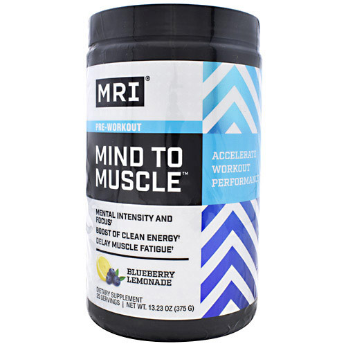 MRI Mind To Muscle, Pre-Workout Supplement, 25 Servings (13.23 oz)