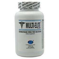 Multi-Elite + Energy, Whole Food Multivitamin, 120 Tablets, CTD Labs