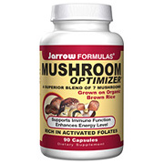 Mushroom Optimizer, 90 caps, Jarrow Formulas