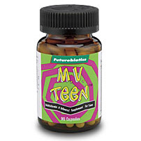 MV Teen, Multi-Vitamins for Teens, 90 caps, Futurebiotics