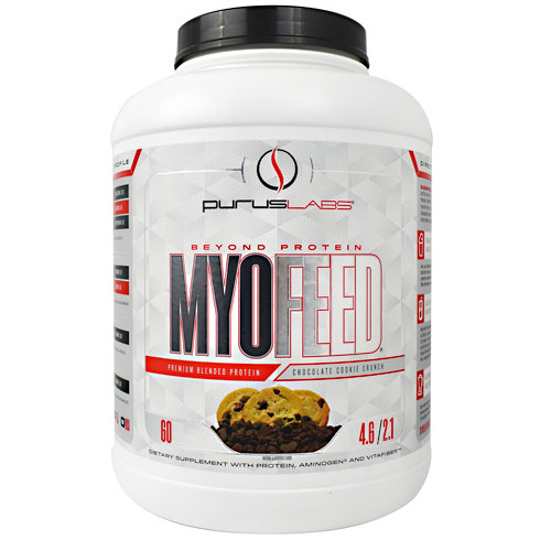 Myofeed Protein Powder, Premium Blended Protein, 60 Servings, Purus Labs