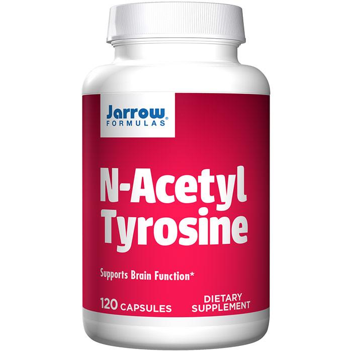 N-Acetyl Tyrosine 350mg 120 caps, Jarrow Formulas