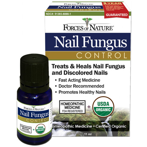 Nail Fungus Control, 11 ml, Forces of Nature