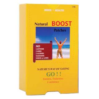 Inner Health Natural Boost Patch, TRR Enterprises Inc.