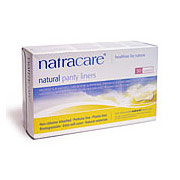 Image of Natural Panty Liners, Breathable, 30 Liners, Natracare