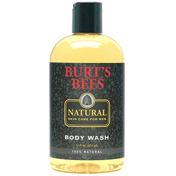 Natural Skin Care for Men Body Wash, 12 oz, Burt's Bees
