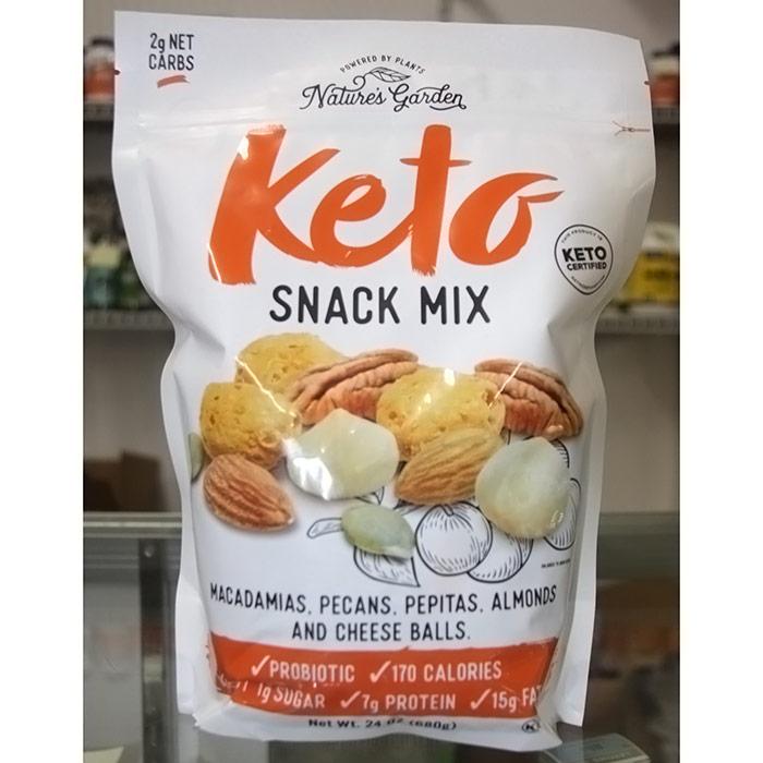 Natures Garden Keto Snack Mix, 24 oz (680 g)