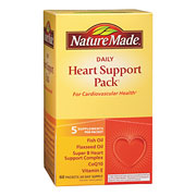 Nature Made Heart Health Pack, 30 Packets