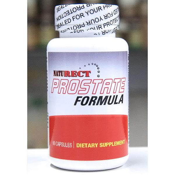 NatuRECT Prostate Formula, 60 Capsules