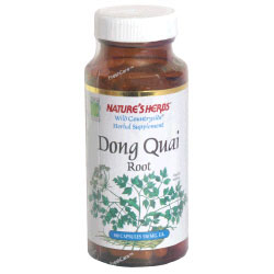 Dong Quai Root (Dang Gui) 100 capsules from Nature's Herbs