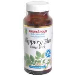 Slippery Elm Inner Bark 100 capsules from Natures Herbs