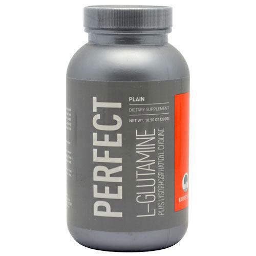 Natures Best Perfect L-Glutamine Powder Plus Lysophosphatidyl Choline, 300g
