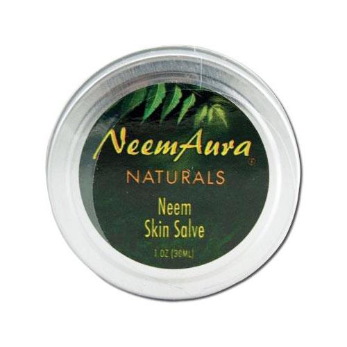 Neem Skin Salve, 1 oz, Neem Aura