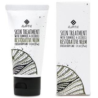 Neem Turmeric Skin Treatment Cream, 1 oz, Alaffia