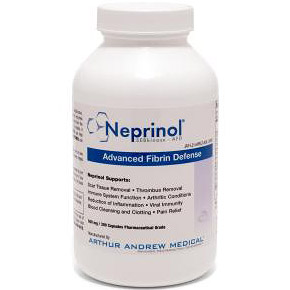 Neprinol AFD, Advanced Enzyme Formulation, 300 Capsules