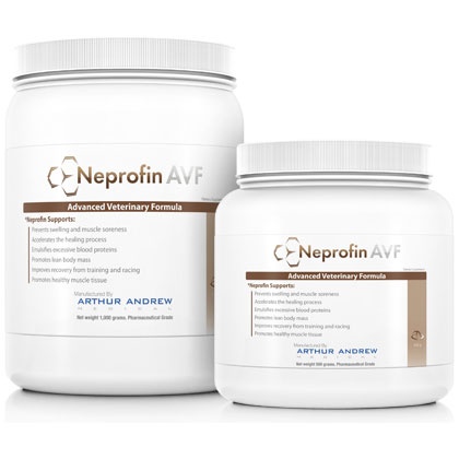 Neprofin AVF, Advanced Veterinary Formula, 1 Kilo, Arthur Andrew Medical