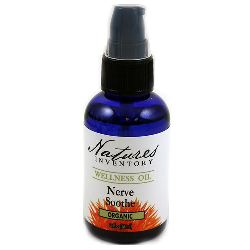 Nerve Soothe Wellness Oil, 2 oz, Natures Inventory