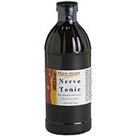 Nerve Tonic Liquid (Saraswatarishta), 16 oz, Vadik Herbs
