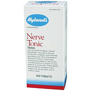 Nerve Tonic 500 tabs from Hylands (Hylands)