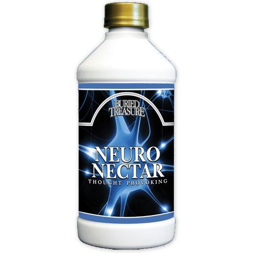 Neuro Nectar, Liquid Mental Maximizer, 16 oz, Buried Treasure Liquid Nutrients