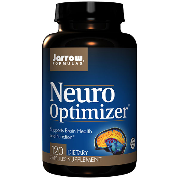 Neuro Optimizer ( Brain Formula ) 120 caps, Jarrow Formulas