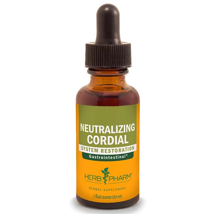 Neutralizing Cordial Compound Liquid, 4 oz, Herb Pharm