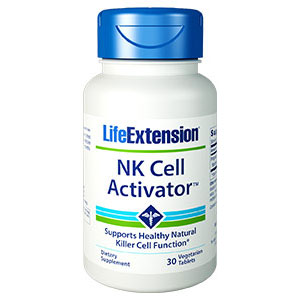 NK Cell Activator, 30 Tablets, Life Extension