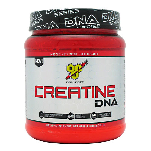Creatine DNA, Unflavored Powder, 60 Servings, BSN