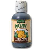 Noni Juice 100% Pure Polynesian Noni Juice 18 oz