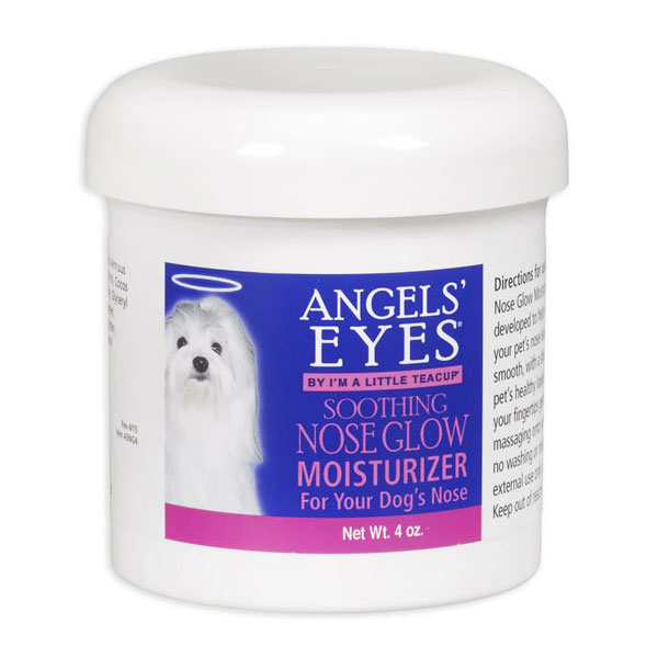 Nose Glow Moisturizer for Dogs, 4 oz, Angels Eyes