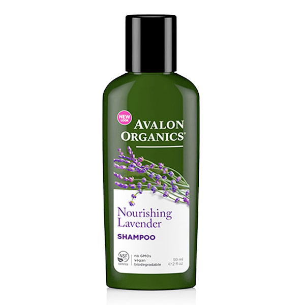 Nourishing Lavender Shampoo, 2 oz, Avalon Organics