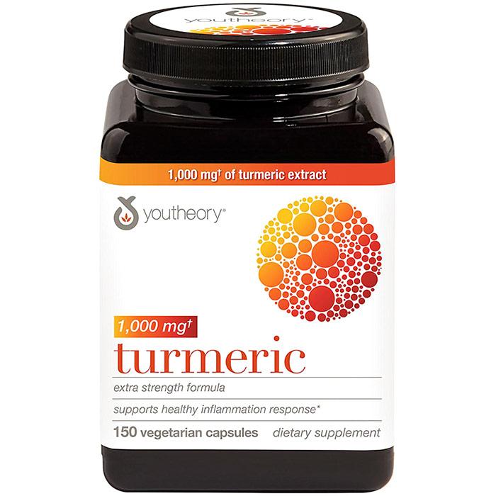 Nu-Therapy Turmeric 1000 mg, 120 Veggie Capsules