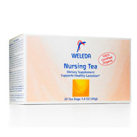 Nursing Tea 20 tea bags from Weleda