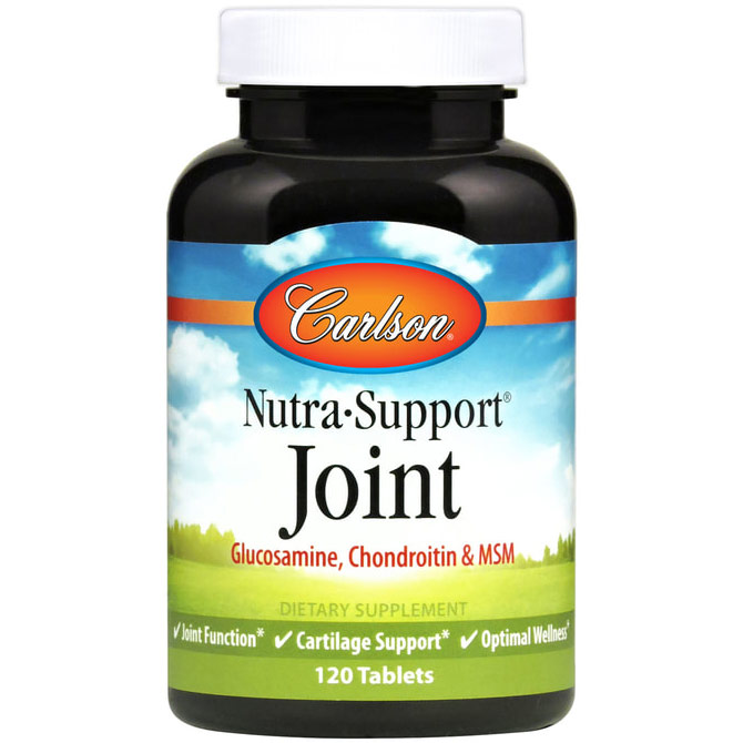Nutra-Support Joint, 120 Tablets, Carlson Labs