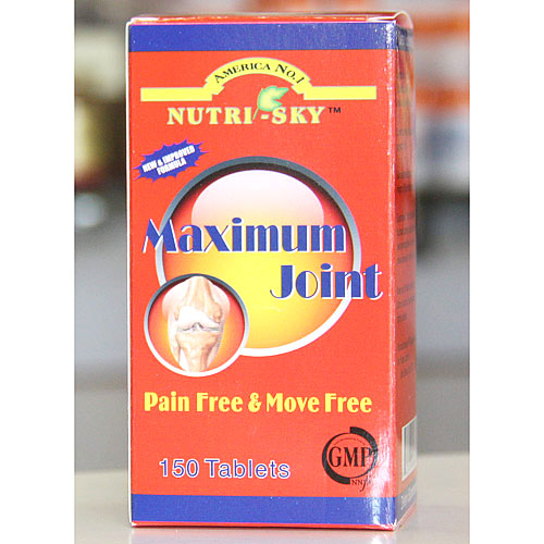 Nutri-Sky Maximum Joint, 150 Tablets