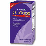 OcuSense Eye Health 50 caps from Natrol