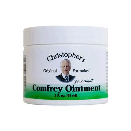 Comfrey Ointment, 2 oz, Christophers Original Formulas