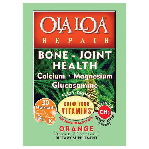 Ola Loa Repair Drink Orange 30 Packs Powder