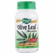 Olive Leaf 470 mg 100 caps from Natures Way