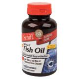 Omega 3 Fish Oil 100 Softgels, Schiff