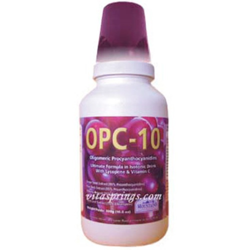 MOUNTAINS OPC-10 Drink Mix Powder 150g from Creekside Health Food