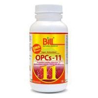 OPCs-11 Antioxidants, 120 Capsules, Bill Natural Sources