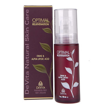 Optimal Rejuvenation, Anti-Aging Serum, 1 oz, Devita