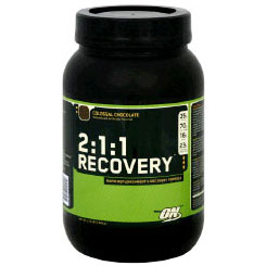 Optimum Nutrition 2:1:1 Recovery, Rapid Recovery Formula, 3.73 lb