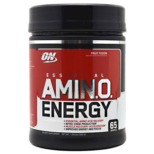 Essential Amino Energy, Value Size, 65 Servings, Optimum Nutrition