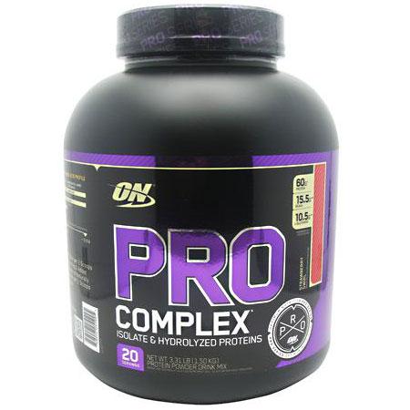 Optimum Nutrition Pro Complex, Protein Mix, 3.3 lb (20 Servings)